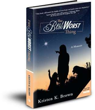 Bestselling Book - The Best Worst Thing