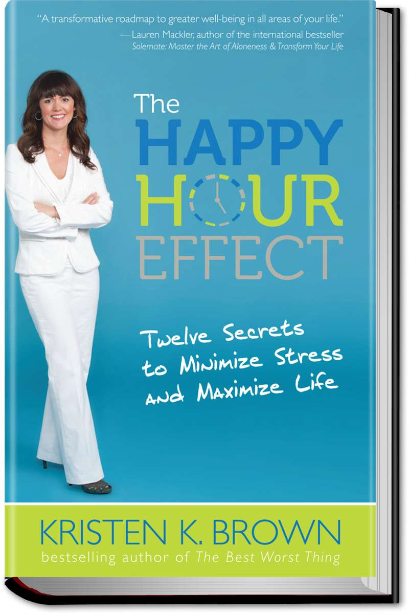 Bestselling Book - The Happy Hour Effect