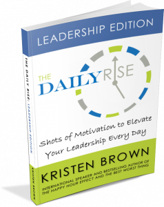 The Daily Rise Book